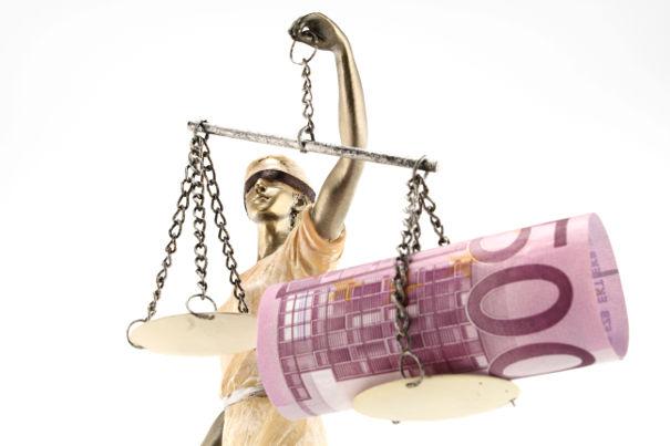 Das Gerichtskostengesetz regelt, welche gerichtliche Leistung wie viel kosten darf