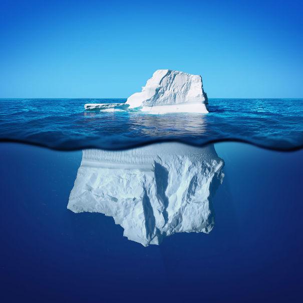 Mahnbescheidsantrag: die Spitze des Eisberges